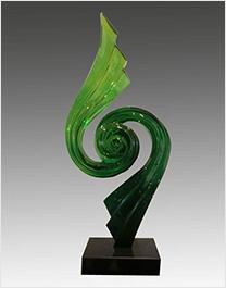 雕塑招财工艺品